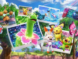 Artwork New Pokémon Snap