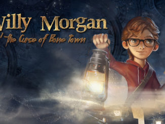 Artwork Willy Morgan and the Curse of Bone Town