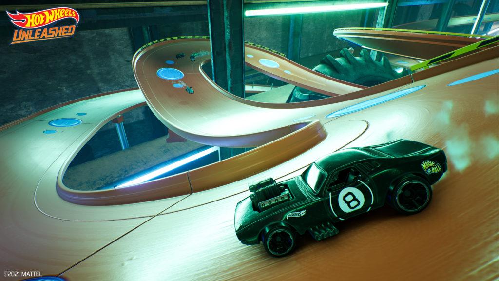 Artwork zu Hot Wheels Unleashed aus dem Pressematerial von Milestone